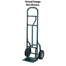 "58T Series Loop Handle Hand Truck With Eze-Off And 10"" Pneumatic 2-Ply Tubeless Tires"
