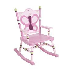 Sugar Plum Kid's Rocking Chair