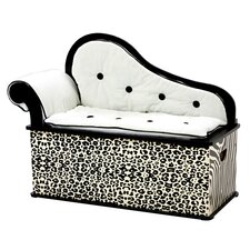 Wild Side Kid's Storage Bench