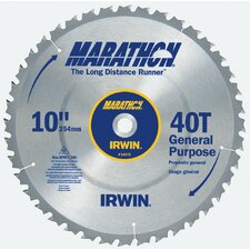 "10"" 40T Marathon® Miter & Table Saw Blades"