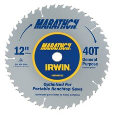 "12"" Marathon® Miter & Table Saw Blades"