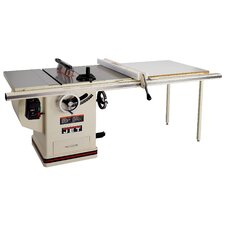 "Deluxe Xacta 3 HP 230 V Single Phase 10"" Blade Diameter Table Saw with 50"" Rip Size"