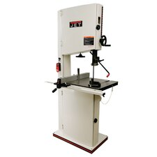 "3 HP 230 V Single Phase Bandsaw With 20"" Cutting Capacity"