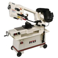 J-3410 7X12 Horizontal 0.75 HP 115 V Single Phase Wet Band Saw