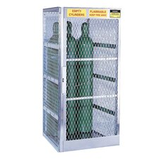 "X 30"" X 32"" Vertical 40308 Cylinder Storage Locker For Flammables"