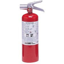Kidde - Halotron I Fire Extinguishers 5Lb Fire Extinguisher: 408-466728 - 5lb fire extinguisher