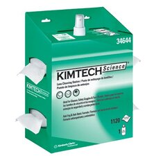 Kimtech Science® Kimwipes® Lens Cleaning Stations - kimwipes lens cleaning station 1120 wipers/stati
