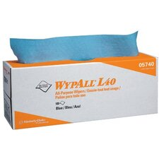 WypAll® L40 Wipers - blue wypall plus wiperall purpose med duty