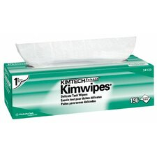 "Kimtech Science® Kimwipes® Delicate Task Wipers - 12""x12"" kimwipes ex-l delicate task wipers"