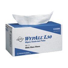 Wypall L30 Wipers Pop-Up Box in White