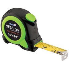 Self Lock™ Measuring Tapes - 16' self lock  self-locking tape measure