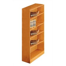 "1100 NY Series 60"" H Five Shelf Bookcase"