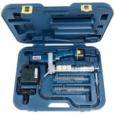 PowerLuber™ Grease Guns - power luber kit w/case (Gun, charger and 2 batteries)