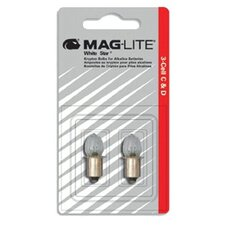 Mag-Num Star Xenon Lamp for 2 Cell Flashlight