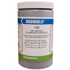 Magnaglo® 14A Wet Method Fluorescent Magnetic Particles - 14a powder fluoresent magnetic particle powder