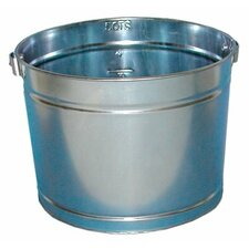 Metal Paint Pails - 5qt galvanized metal pail