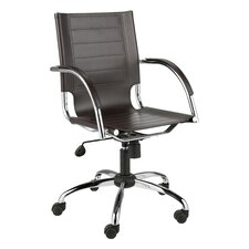 Dave Leather Office Chair