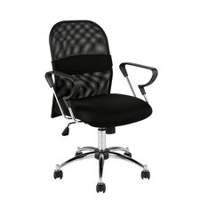 Marlin Mid-Back Mesh Office Chair with Arms