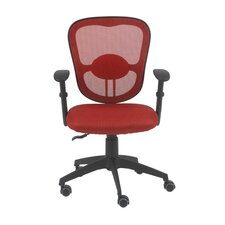Quincy Mid-Back Mesh Office Chair