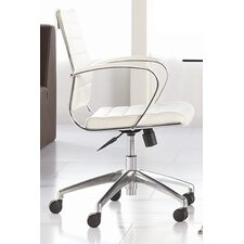Axel Low-Back Leatherette Office Chair