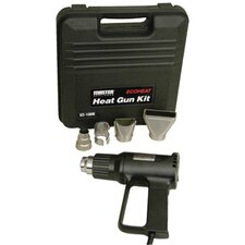 Ecoheat® Heat Gun Kits - ecoheat heat gun kit w/4 attachments and case