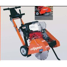"13 HP 18"" Blade Capacity Economy Push Concrete Saw"
