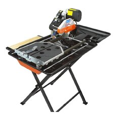 "Premium 2 HP 10"" Blade Capacity Electric Ceramic Tile Saw"