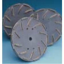 Wet Grinder Head with 10 Segments