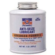 Anti-Seize Lubricants - #767 anti-seize lubricant 1 lb brush top bottle