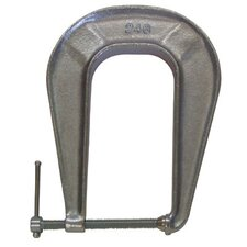"Style No. 200 C-Clamps - 24600 2-1/2"" pony c-clamp"