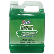 Green Concentrated Cleaners - 1 gal. green concentrated cleaner gunk