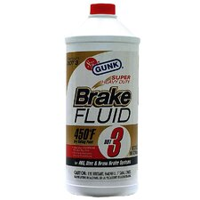 Super Heavy Duty Dot 3 Brake Fluid
