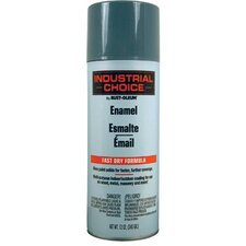 Industrial Choice 1600 System Enamel Aerosols - mach. gray ind. choice spray pnt. 12 fl. oz