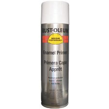 High Performance V2100 System Industrial 15 oz. White Clean Metalprimer Enamel Primer