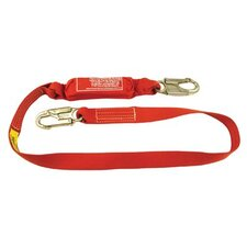 Saturn™ Series Lanyards - 6' coated steel cable with safe stop