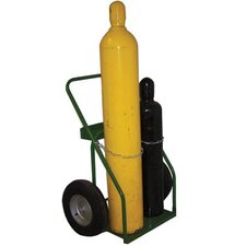"800 Series Carts - cart with sc-11 wheels 24"" cylinder capacity"