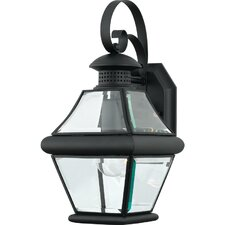 Rutledge 1 Light Outdoor Wall Lantern