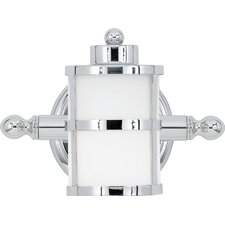 Tranquil Bay 1 Light Vanity Light