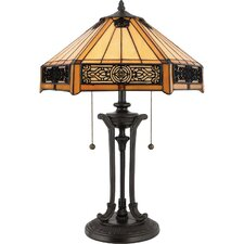 Indus Tiffany Table Lamp