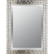 Vetreo Metalica Mirror in Polished Chrome