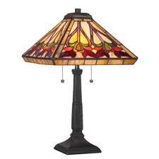 Ross 2 Light Table Lamp