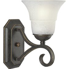 Melbourne  Wall Sconce  in Expresso