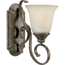 Bourbon Street Fieldstone  Wall Sconce