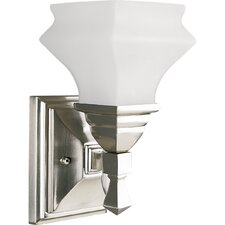 Bratenahl Wall Sconce  in Brushed Nickel