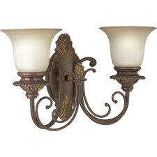 Thomasville Messina  Wall Sconce in Aged Mahogany