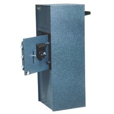 Large Single Door Commercial Back Loading Depository Safe [2.06 CuFt]