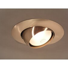 "8"" x 8"" Recessed Light in Brushed Nickel"