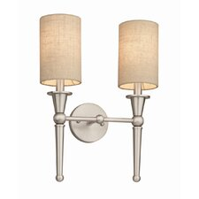 Allure 2 Light Wall Sconce