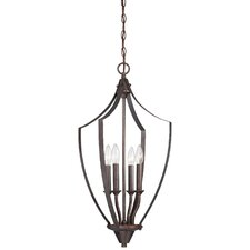 Churchill 4 Light Chandelier