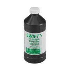 16 Ounce Bottle 0.03 U. S. P. Hydrogen Peroxide